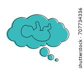 Dream Cloud With Baby