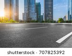 cityscape and skyline of... | Shutterstock . vector #707825392