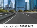 cityscape and skyline of... | Shutterstock . vector #707825422