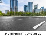cityscape and skyline of... | Shutterstock . vector #707868526