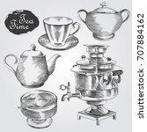 Tea Time Set With Mug  Saucer ...