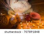 bagan  myanmar   dec 6 ... | Shutterstock . vector #707891848