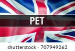 pet exam. pet united kingdom.... | Shutterstock . vector #707949262