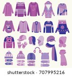 set vector collection of... | Shutterstock .eps vector #707995216