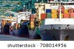 antwerp  belgium   jul 9  2013  ... | Shutterstock . vector #708014956