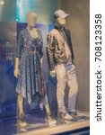Male And Female Mannequins In...
