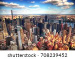 colorful hdr image of the... | Shutterstock . vector #708239452