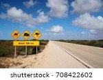 australian outback | Shutterstock . vector #708422602