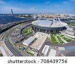 st. petersburg  russia circa... | Shutterstock . vector #708439756