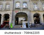 bern  switzerland   april 20 ... | Shutterstock . vector #708462205