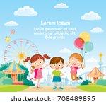 Amusement Park  Theme Park ...