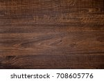 wood texture  natural dark... | Shutterstock . vector #708605776
