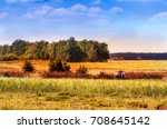 Agricultural Work In The Autum...