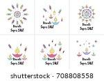 creative poster  banner or... | Shutterstock .eps vector #708808558