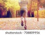 fitness  sport  people  wear... | Shutterstock . vector #708809956
