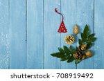 Christmas Decoration Backgroun...