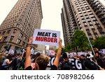 new york city   september 2... | Shutterstock . vector #708982066
