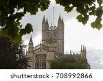 city of bath | Shutterstock . vector #708992866
