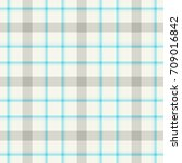 seamless plaid pattern | Shutterstock . vector #709016842