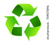 recycle | Shutterstock . vector #70907896