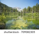 Sand Pond And Sierra Buttes