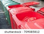 trash infected | Shutterstock . vector #709085812