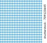 oktoberfest seamless pattern.... | Shutterstock .eps vector #709123645
