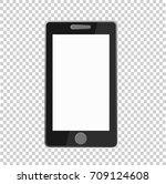 phone icon on transparent...