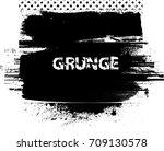 light distress texture. grain ... | Shutterstock .eps vector #709130578