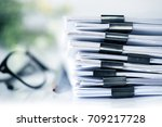 extreamely close up  stacking... | Shutterstock . vector #709217728