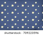 fun kids seamless pattern | Shutterstock . vector #709223596
