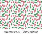 fun kids seamless pattern | Shutterstock . vector #709223602