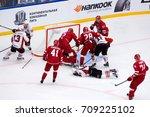 podolsk  russia   september 3 ... | Shutterstock . vector #709225102