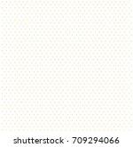 vector star on white  light ... | Shutterstock .eps vector #709294066