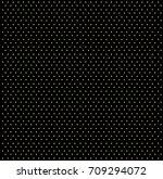 vector star on black background ... | Shutterstock .eps vector #709294072