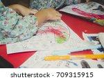 kuala lumpur  malaysia  ... | Shutterstock . vector #709315915