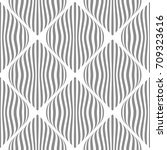 seamless checked pattern. lines ... | Shutterstock .eps vector #709323616