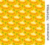 mexico seamless pattern....   Shutterstock .eps vector #709349866