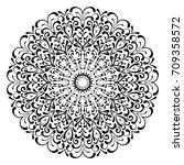vector illustration of big... | Shutterstock .eps vector #709358572