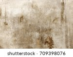 old cement wall texture... | Shutterstock . vector #709398076