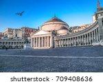 View Piazza Del Plebiscito Naples - Fine Art prints