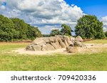 A Dolmen  D53   In The Provinc...
