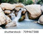 Mountain River Water Silk...