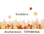 an illustration with bright... | Shutterstock .eps vector #709488466