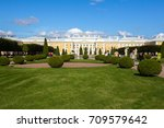 st.petersburg  russia   sep 5 ... | Shutterstock . vector #709579642