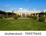 st.petersburg  russia   sep 5 ... | Shutterstock . vector #709579642