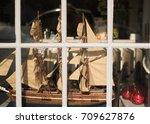 Beautiful Old Model Of Sailing...