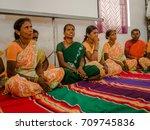 jaipur  india   february 25 ... | Shutterstock . vector #709745836