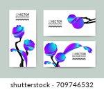 marble trendy illustration... | Shutterstock .eps vector #709746532