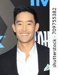 los angeles   aug 28   mike moh ... | Shutterstock . vector #709755382